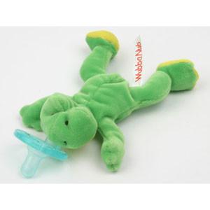 Wubbanub Green Frog