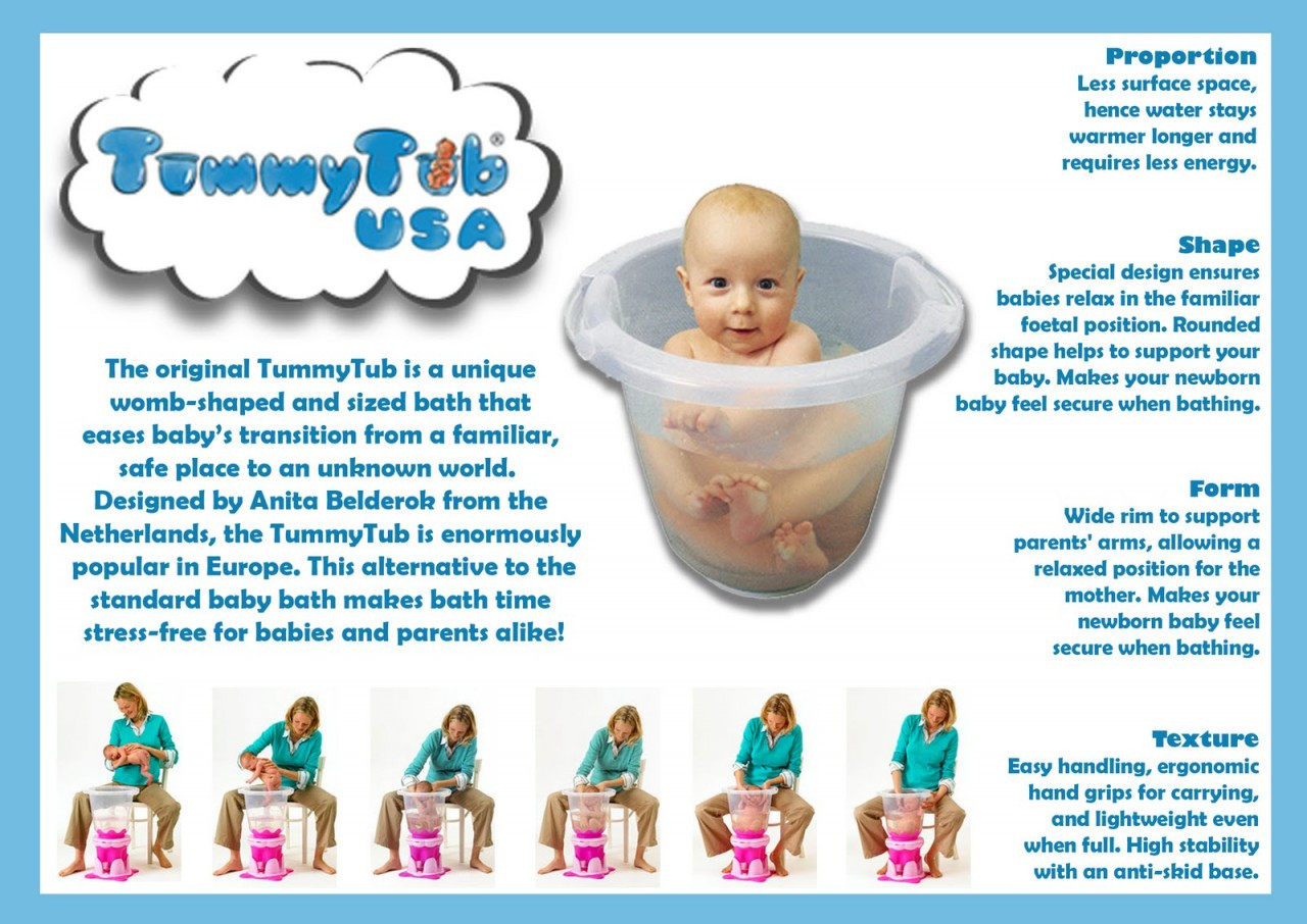 Excellent Tummytub Womb Shaped Baby Bath Creativecarmelina Interior Chair Design Creativecarmelinacom