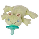 Hop Hop Frog WubbaNub Pacifier by Mary Meyer