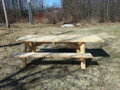 ADA accessible 8' table.