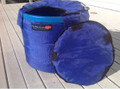 Water Bucket Cozy with detachable bottom