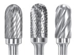 Cylinder Shape Burs With Radius End