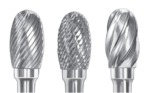 Oval Shape Burs