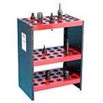 CNC Toolholder Racks - Floor Mount