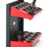 CNC Toolholder Racks - Wall Mount
