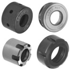 CNC Collet Nuts