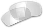 Edge Eyewear Clear Lenses