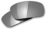 Edge Eyewear Silver Mirror Lenses