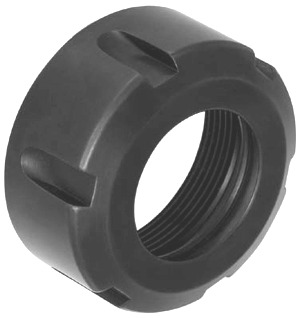 ER High Speed Coated Collet Nut