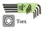 Torx L-Key Sets