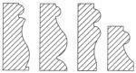 Molding Router Bit Profiles