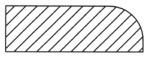 Roundover Router Bits Profile