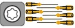 Torx Plus Screwdriver Sets