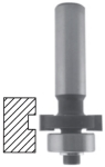 Face Inlay Router Bit for Solid Surface