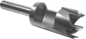 Spiral Plug Cutter