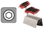 T-Handle Metric Hex Screwdriver Sets