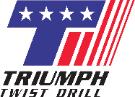 Triumph Twist Drill Logo