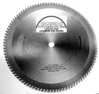 Worlds Best Double Miter Saw Blade