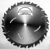 Worlds Best Safety Rip Saw Blade