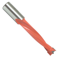 Carbide Tipped Bradpoint Drill (Dowel Drill) From Southeast Tool - Southeast Tool SE70438LH