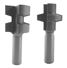 Wedge, Tongue and Groove Router Bits - Carbide Tipped - Southeast Tool SE3370