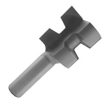 Wedge, Tongue Router Bits - Carbide Tipped - Southeast Tool SE3370A - Tongue