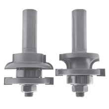"""Stile and Rail Router Bits - 1/2"""" Shank, 2 Piece Set, Carbide Tipped - Southeast Tool - Southeast Tool SE6003"""