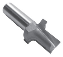 """Plunge Roundover Edge Trim Router Bit - 1/2"""" Shank, Carbide Tipped - Southeast Tool"""