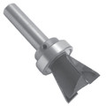 "Bowl Cutter Router Bits for Solid Surface, 14deg - 1/2"" Shank, Carbide Tipped - Southeast Tool SE2958"