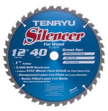 Tenryu SL-30540 - Silencer Series Saw Blade
