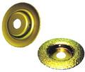 Tenryu TSD-105C - Tenryu Super Diamond Depressed Center Cup Wheel