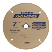 Tenryu TSD-180D - Tenryu Super Diamond Series Saw Blade