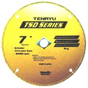 Tenryu TSD-305D2 - Tenryu Super Diamond Series Saw Blade