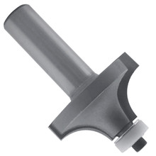"""Rounding Over Router Bits for Solid Surface - 1/2"""" Shank, Carbide Tipped - Southeast Tool SE2005ADS"""