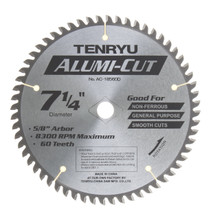Tenryu 18560D- Alumni-Cut Series Saw Blade