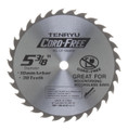 Tenryu CF-13530W - Cord Free Series Saw Blade for Wood