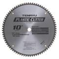 "Tenryu PC-25580CB - Plastic Cutter Series Saw Blade, 10"" dia x 80T"