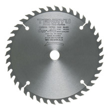 Tenryu PT-16540 - Power Tool Series Saw Blade for Table/Portable Saw