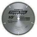 Tenryu PT-25590 - Power Tool Series Saw Blade for Miter/Slide Miter Saw