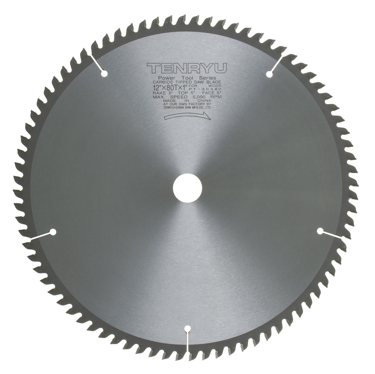 Power Tool Saw Blade, 12