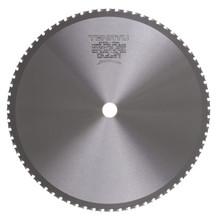 "Steel-Pro Saw Blade, 14"" Dia, 72T, 0.094"" Kerf, 1"" Arbor, Tenryu PRF-35572D"