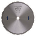 "Steel-Pro Select Saw Blade, 12"" Dia, 80T, 0.091"" Kerf, 1"" Arbor, Tenryu PRF-30580BWS"
