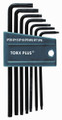 Wiha 36690 - Torx Plus L-Key Long Arm 7 Pc. Set