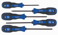 Wiha 45593 - 3K Cushion Grip Torx Screwdriver 5 Pc Set
