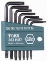 Wiha 37190 - MagicSpring Torx Long L-Key 7 Pc Set T6-T20