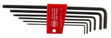 Wiha 36992 - Ball End Hex L-Key 6 Pc Set 1.5-5mm