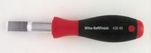 Wiha 43040 - SoftFinish Universal Razor Edged Scraper - Handle Only
