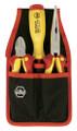 Wiha 32871 - Insulated 3 Pc Pliers & Bit Set