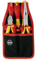 Wiha 32872 - Insulated 5 Pc Pliers & Driver Set