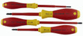 Wiha 32090 - Insulated Slotted & Phillips Screwdriver 4 Pc Set